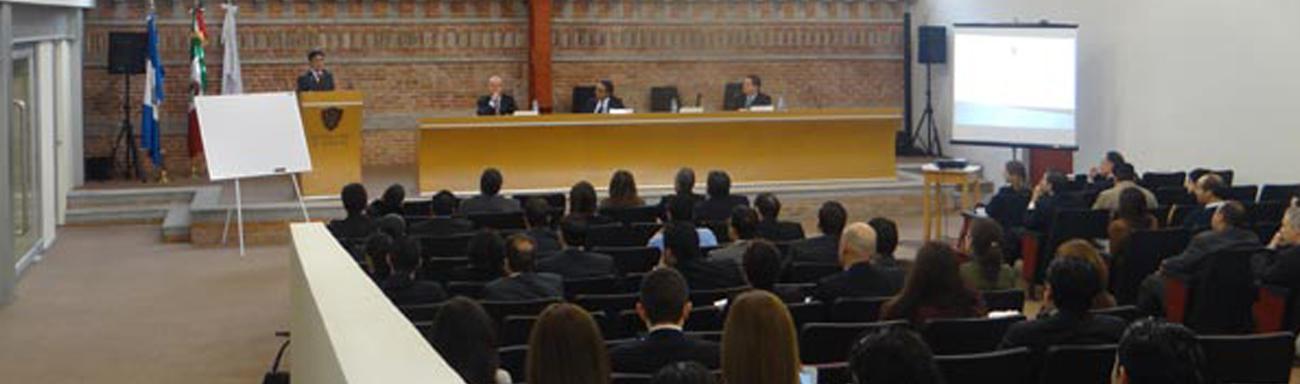Inauguración Diplomado AMDE-Escuela Libre De Derecho 2016
